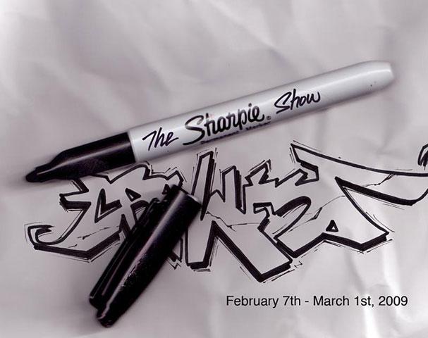 sharpie show